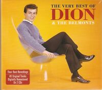 Dion & The Belmonts - The Very Best Of / Greatest Hits 2CD NEW/SEALED