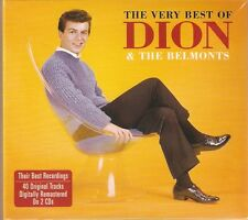 Dion & The Belmonts - The Very Best Of (2CD 2012) NEW/SEALED