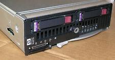 HP BL460c G6 L5520 G6 1P  Blade Server Dual 2.26 GHz, 5.86 GT/s Intel QPI Loaded