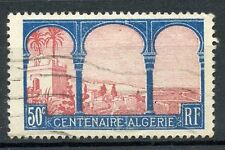 STAMP / TIMBRE  FRANCE OBLITERE N° 263 ALGERIE MUSTAPHA photo non contractuelle