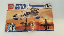 Lego Star Wars The Clone Wars Assassin Droids Battle Pack (8015)