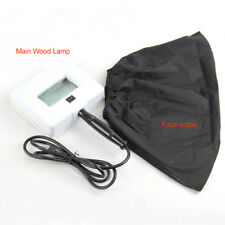 Wood Lamp Personal Facial Skin Analyser Ultraviolet UV Light Scanner Machine New