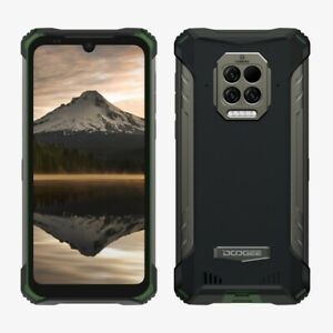 [HK] DOOGEE S86 Pro 8GB + 128GB Rugged Phone with Front Thermometer (Green)
