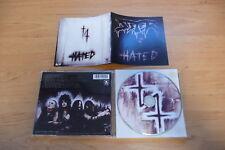 @ CD SISTER - HATED / METAL BLADE RECORDS 2011 / GLAM METAL SWEDEN ZTIKKY SISTER