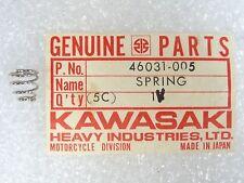 Kawasaki NOS NEW  46031-005 Horn Switch Spring Z1 900 Superbike 1973-75