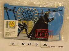 Vintage Star Wars Return of the Jedi Zip Pencil Case 1983 Butterfly Originals