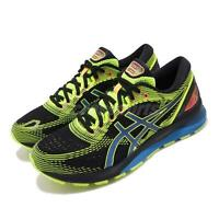 Asics Gel Nimbus 21 SP Black Yellow Rise Bryte Mens Running Shoes 1011A589-001