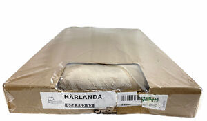 IKEA HÄRLANDA Cover for Chaise Section, Sporda natural