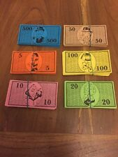 Jack The Lad Board Game Replacement Spare Money Cash Notes Y111