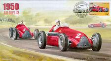 1950 Silverstone F1 Cover ALFA ROMEO 158