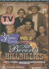 BEVERLY HILLBILLIES VOL. 2 - DVD - 3 CLASSIC EPISODES