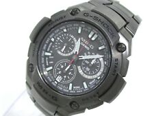 Auth CASIO G-SHOCK MR-G MRG-8000B Black M's Wrist Watch 850330 201A131H