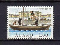 13809) Aland 1988 MNH 350 Year Post - Barcos - Correo
