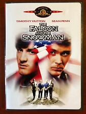 The Falcon and the Snowman (DVD, 1985) - F0901
