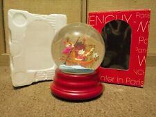 Givenchy Winter In Paris Snow Globe Musical Limited 1999