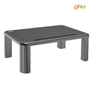 gku™ Monitor Stand Monitor Riser Laptop Stand Height Adjustable Riser