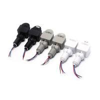 Sicherheit PIR Infrarot Bewegungsmelder Detektor Wand LED Licht Outdoor WJ