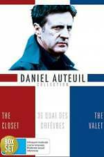 Daniel Auteuil Collection * French w English Subtitles  ( 3 Disc , Box Set ) NEW
