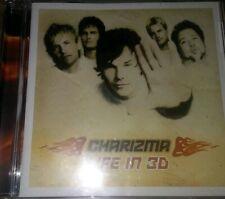 Charizma Life In 3D Cd Ccm Xian Pop Rock 2002 Talking Music Swedish Import