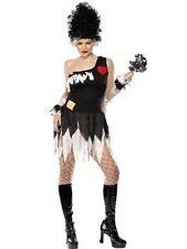 Monsters Bride Costume M UK 12/14 *HALLOWEEN CLEARANCE** Ladies Fancy Dress