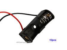10Pcs 23A / A23 12V Alkaline Battery Holder Box Case s578