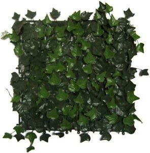 Greensmart Decor Artificial Ivy Wall Panels