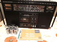 Grundig RR1040 Weltempfänger/ Radiorekorder
