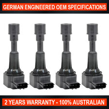 4x OEM Quality Ignition Coil for Mazda 2 DY 1.5L 12/2002 - 08/2007 ZY ref IGC329