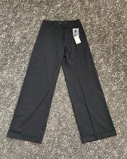 BNWT Paul Smith Black Label Womens Woven Wool Trousers Size 44 UK12