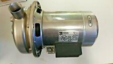 Absolut neue EBARA Edelstahl Industrie Pumpe Type CD 70/07  400V AC