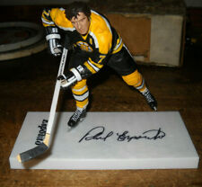 PHIL ESPOSITO AUTOGRAPH SIGNED BOSTON BRUINS MCFARLANE FIGURE COA RED JERSEY