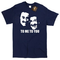 Chuckle Brothers Retro TV T-shirt - British Kids Comedy 80's 90's Classic NEW