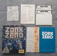 Zork Zero Apple II IIe IIc IIGS Infocom vintage computer game 1988 Zork 0