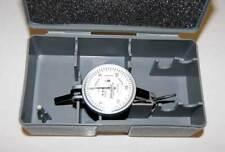 Brown Amp Sharpe Tesa Interapid 06x0005 Grad 312b 1 Dial Test Indicator