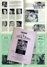 Krakatoa CINERAMA Werberatschlag East Java Maximilian Schell Diane Baker 1969