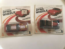 Vintage Die-Cast Dynawheels Ford Capri & Vauxhall. Never Opened. New