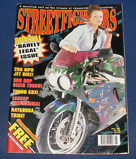 STREETFIGHTERS MAGAZINE MAY 2000 - 130BHP 500 GAMMA!