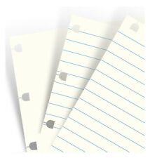 Filofax - Smart Assorted Notes White Notebook - Refill for Notebooks