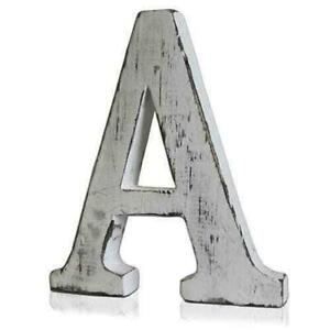 Shabby Chic Letters - A