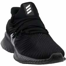 adidas Alphabounce Instinct  Casual Running  Shoes Black Womens - Size 9.5 B