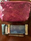 ULTA Beauty Makeup Bag and Gift Set 8pc Mascara Brushes-Palette FALL 2020