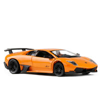 Lamborghini Murcielago LP670-4 SV 1:36 Model Car Diecast Gift Toy Kids Orange