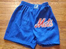 Rare Vintage 80s Starter Shorts New York Mets Baseball NWT