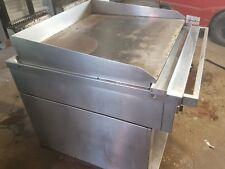 Gas Griddle . flat grill.hot plate