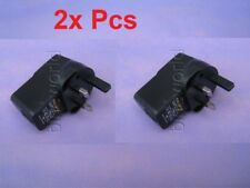 (2x) DC5V 2A UK 3pin USB Charger Wall Plug Power Adapter for Tablet Ebook Reader