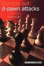 Starting Out: d-Pawn Attacks: The Colle-Zukertort, Barry And 150 Attacks by