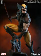 Sideshow EXCLUSIVE - Wolverine X-MEN - Premium Format  Figure  - used - Brown