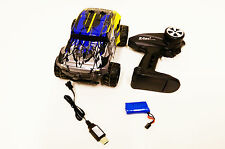 Nqd 2.4 g radio control RC Diable Garçon Nitro MT2 baja buggy camion monstre racing