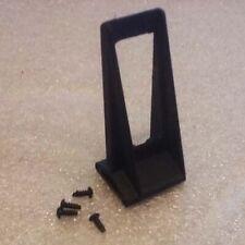 De Soporte En Nylon Color Negro 61X24X27mm Con Tornillos Para Montaje R/C