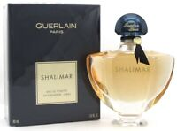Shalimar Perfume by Guerlain 3.0 oz Eau de Toilette Spray for Women. New In Box